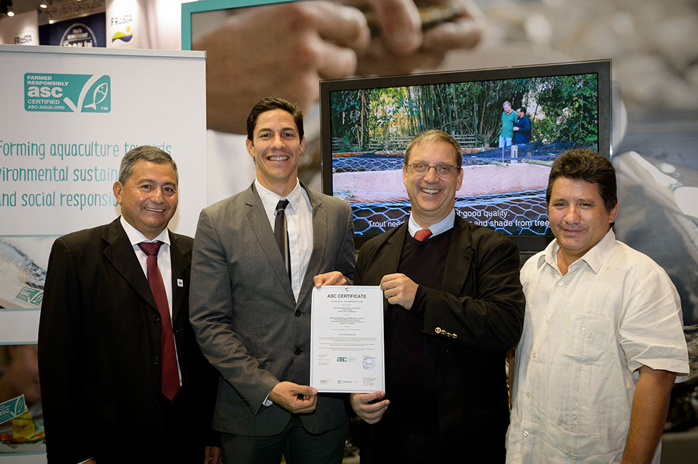 Honduras Shrimp Farms Celebrate Asc Certification Wwf