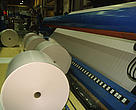 FSC Sweden  Paper manufacture.  SCA supplier of paper from certified forest.  Sundsval, Sweden