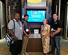 WWF-Pacific delegates at the 12th WCPFC.