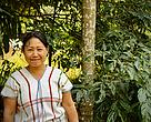 Community Forest leader in Myanmar