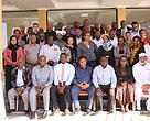 A group photo of parliamentary Energy and Minerals committee with other CSO members