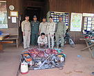 Our law enforcement team arrested the offenders in case of wildlife trade