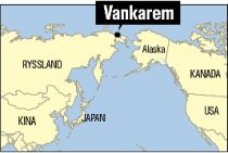 Location of Vankarem, Chukotka, north-east Russia.      © WWF