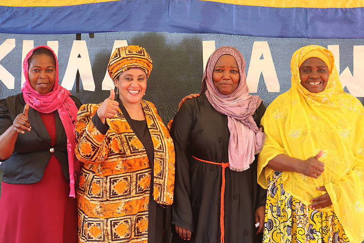WWF Supports the formation of MTWARA DISTRICT COUNCIL WOMEN PLATFORM
