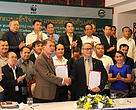 CarBi 2 project MoU signing