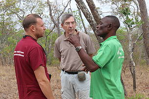 WWF Tanzania working to establish a Beach to Bush project in the Southern Tourism Circuit