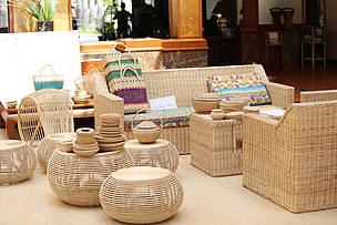 Sustainable rattan industry sees much potential for growth for D furniture cambodia