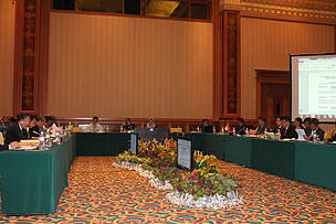 The 7th trilateral meeting in Brunei Darussalam (4&5 September 2013), Heart of Borneo, Dede Hendra Setiawan, HoB