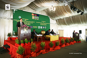 EU and WWF Officially Launched a 2.8 Million EUR Project to Conserve Natural Resources in Cambodia
