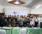 30 law enforcement officers from Laos, Thailand and Myanmar spent a week in the Golden Triangle learning critical skills for training teams to combat illegal wildlife trade.