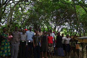 WWF Empowers Youth to Conserve Bugoma, a Biodiversity Spot!