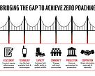 The six pillars of zero poaching.