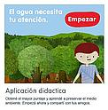 Panel Interactivo  	© WWF - CocaCola