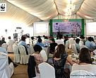 InVEST workshop to present the findings of mapping and valuing natural resources in Mondulkiri Province