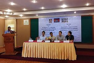 InVEST Workshop in Mondulkiri Province - 30 / 31 July 2015