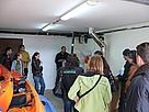 PES project, journalists visit biomass instalation, Persina Nature Park, Bulgaria / ©: WWF