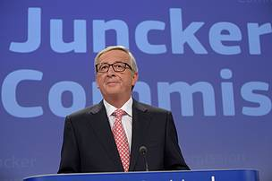 Jean-Claude Juncker, President of the European Commission 2014-2019