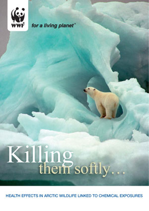 Killing them softly....Health effects in Arctic wildlife linked to chemical exposures.