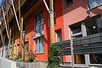L'Espoir, passive building, Molenbeek ©Bruxelles-Environnement