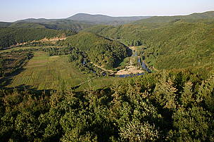 State Forestry Kosti is situated in Nature Park Stranja in south-west Bulgaria.