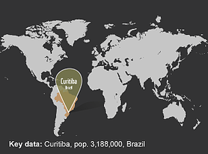 Curitiba waste as resource wwf map curitiba gumiabroncs Image collections