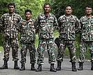 Kuiburi National Park is patrolled by a team of 18 rangers.
