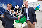 Lego extends its Climate Savers partnership with WWF-Sweden. ©WWF-Sweden