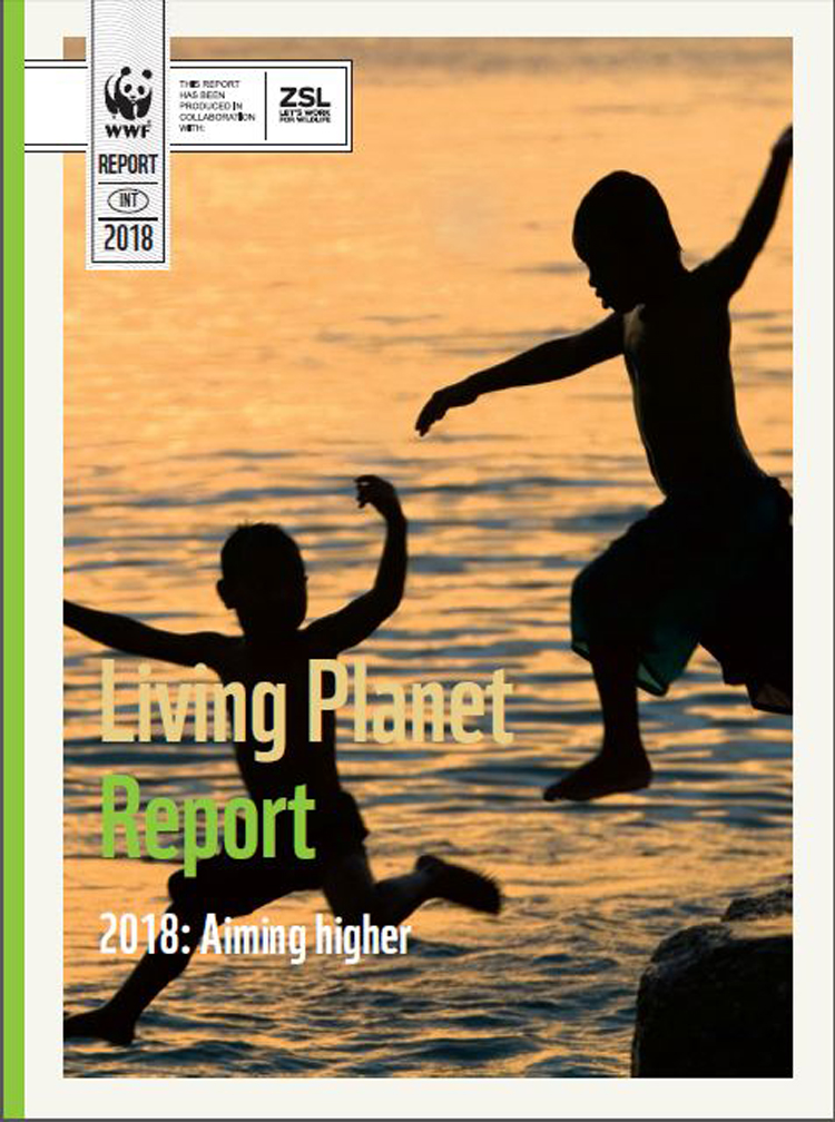 Living Planet Report 2018