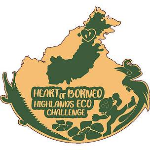 Heart of Borneo Highlands Eco Challenge, Sarawak, Sabah, North Kalimantan, Heart of Borneo, WWF Malaysia