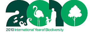 2010 is the UN Year of Biodiversity.