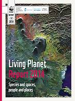 This is the tenth edition of WWF's Living Planet Report © WWF