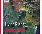 Living Planet Report 2014 cover page