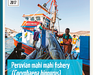 Peruvian mahi mahi fishery characterization and analysis of the supply chain.