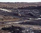 Lignite mining and burning seriously damage the environment and human health.