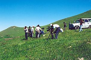 Media Tour to Shikahogh State Reserve