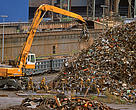 Metal recycling in Germany