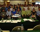 The CITES workshop participants