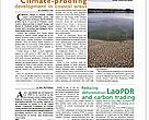 The Mekong Messenger edition on climate change