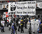 WWF puts pressure on participants attending the climate change conference in Montreal, Canada.