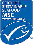 fishing fish logo  	© MSC