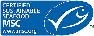 The MSC label  	© Marine Stewardship Council