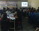 WWF Myanmar and CB Bank hold a seminar on bank connections to environmental issues.