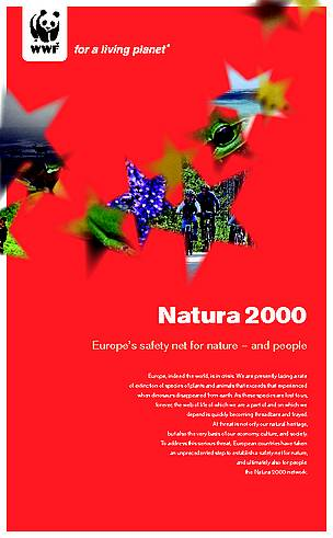 Natura 2000 - Europe's safety net for nature - and people