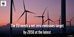 The EU needs a net zero emissions target for 2050 latest ©Pixabay