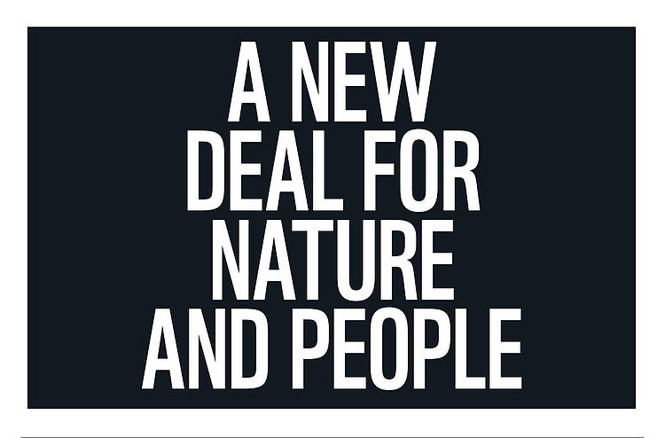 New Deal for Nature and People Intern