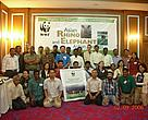 WWF AREAS GIS workshop participants