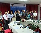 MoU Signing for new community fisheries project to preserve Mekong's biodiversity.
