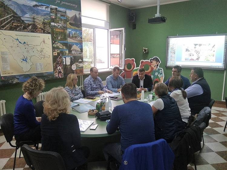 Stakeholder Councils Established in Three National Parks in Serbia