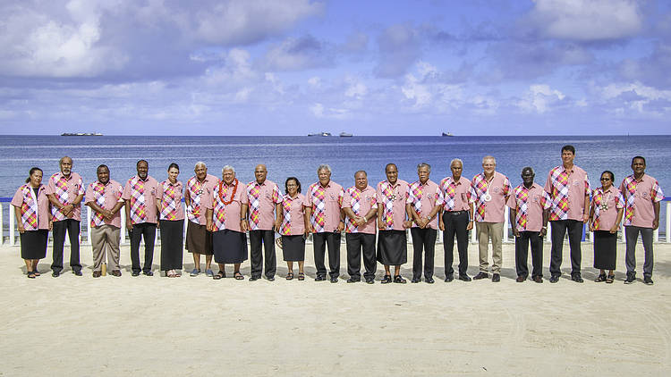 WWF supports Pacific leaders call for a global treaty to curb marine plastic pollution