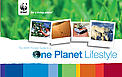 The One Planet LIfestyle guidebook  	© WWF / One Planet Living